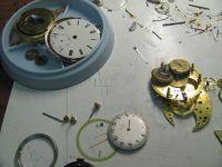 Ремонт часов со старинным механизмом