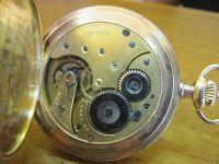 Часы OMEGA GRAND PRIX - после ремонта
