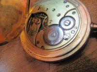 Часы OMEGA GRAND PRIX - до ремонта